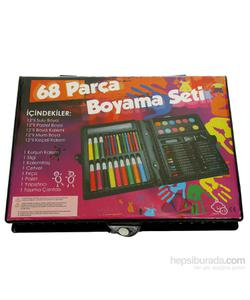 68 parça boyama seti img