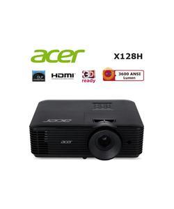acer x128h 3600 lümen 1024x768 hdmi dlp projeksiyon cihazı img