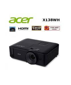 acer x138wh 3700 ansi lümen 1280x800 wxga 3d dlp projeksiyon cihazı img