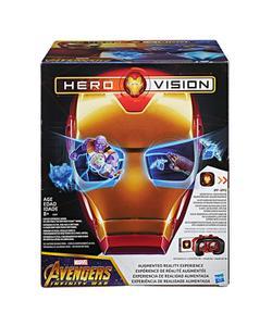 avengers infinity war hero vision iron man ar maskesi img