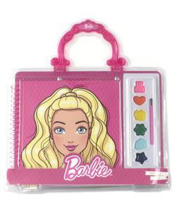 barbie b-0100 boyama seti img