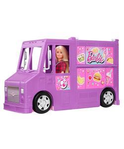 barbie'nin yemek arabası oyun seti img