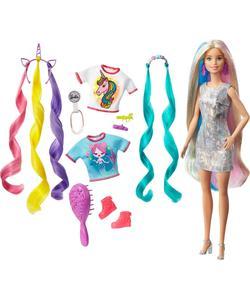 barbie sonsuz saç eğlencesi bebek img