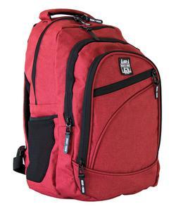 bear&dear big bear sırt çantası kırmızı cn0062 img
