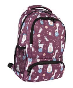 bear&deer grizzly sırt çantası lama bordo cn0162 img