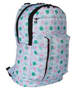 bear&deer lance sırt çantası flamingo pembe cn0132 img