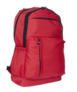 bear&deer lance sırt çantası kırmızı  cn0136 img