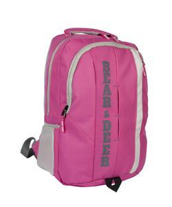 bear&deer strength sırt çantası pembe cn0053 img