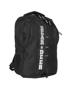 bear&deer strength sırt çantası siyah cn0051 img