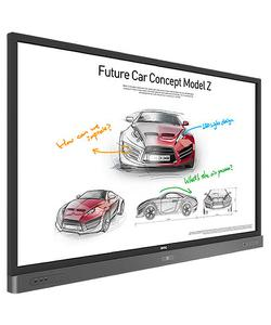 benq rp750k education interactive flat panel img