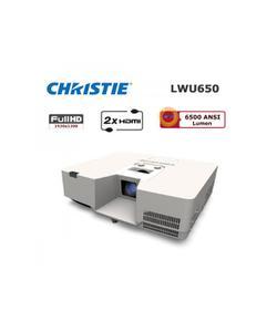 christie lwu650 6500 lümen 1920x1200 3lcd lazer projeksiyon cihazı img