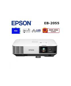 epson eb-2055 5000 ansi lümen 1024x768 xga lcd kablosuz projeksiyon cihazı img