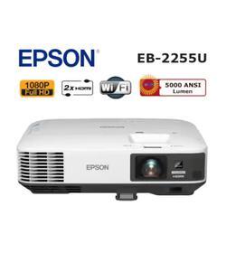 epson eb-2255u 5000 lümen 1920x1200 wuxga lcd projeksiyon cihazı img