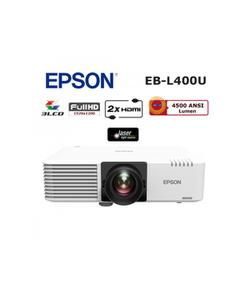 epson eb-l400u 4500 lümen 1920x1200 wuxga lazer projeksiyon cihazı img