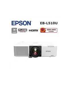 epson eb-l510u 5000 lümen 1920x1200 wuxga lazer projeksiyon cihazı img