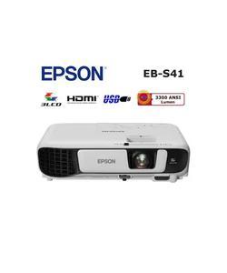 epson eb-s41 3300 lümen 800x600 svga lcd projeksiyon cihazı img