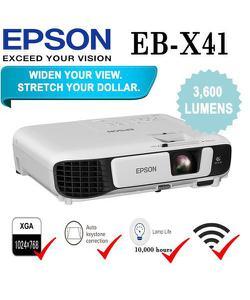 epson eb-x41 3600 ansi lümen 1024x768 xga lcd projeksiyon cihazı img