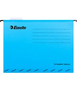 esselte 90311 ekonomi askılı dosya 25'li mavi img