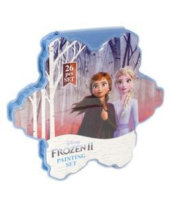 frozen boyama seti 24'lü fr-4126 img