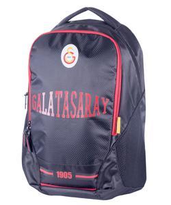 galatasaray lisanslı i̇ki bölmeli okul sırt çantası 88577 img