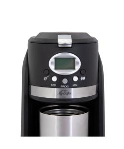 goldmaster mycoffee mc-103 fresh öğütücülü otomatik filtre kahve makinesi img