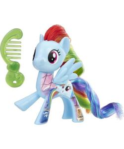 hasbro my little pony figür rainbow dash b8924-e0728 img