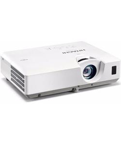 hitachi cp-wx3541wn 3700 lümen 1280x800 wxga lcd projeksiyon cihazı img