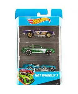 hot wheels üçlü araba seti img
