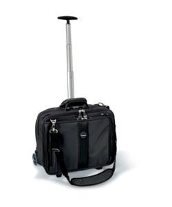 kensington contour patenli laptop çantası 43.3 cm siyah 62348 img
