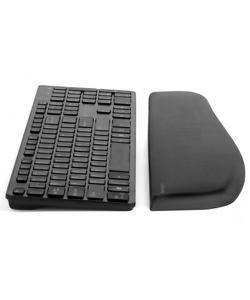kensington ergosoft™ standart klavyeler için bilek desteği k52800ww img