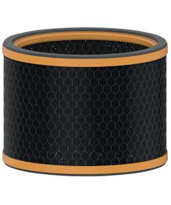 leitz trusens z-2000 / z-2500 hava temizleyici koku ve voc filtresi için yedek karbon filtre 1 paket img