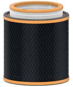 leitz trusens z-3000 / z-3500 hava temizleme cihazı için koku ve voc (uçucu organik bileşen) 3'ü 1 arada hepa filtre tamburu img