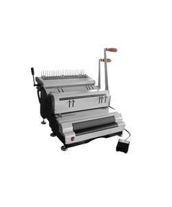 mapicoil 4621 combo (4:1) plastik helezon ve plastik spiral ciltleme makinesi img