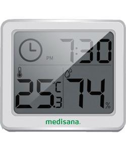 medisana 60081 oda i̇çi termometre nem ölçer-alman tasarım img