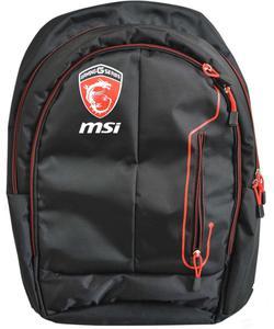 msi gaming series sırt çantası siyah img