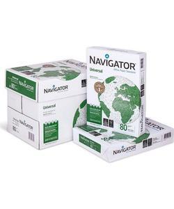navigator a4 80 gr/m² fotokopi kağıdı (5'li paket / koli) img