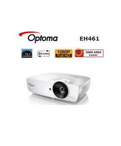 optoma eh461 5000 lümen 1920x1080 full hd dlp 3d projeksiyon cihazı img