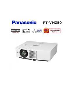 panasonic pt-vmz50 5000 lümen 1920x1200 wuxga lazer projeksiyon cihazı img