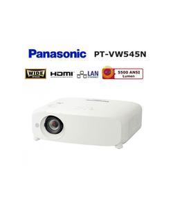 panasonic pt-vw545n 5500 lümen 1280x800 wxga kablosuz lcd projeksiyon cihazı img