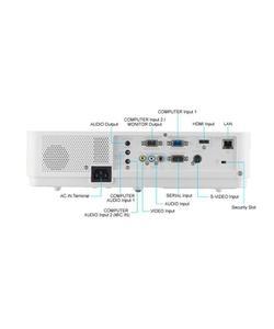 panasonic pt-vx42 4000 lümen lcd projeksiyon cihazı img