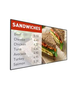 philips 55bdl4150d 4k ultra hd android signage led ekran img