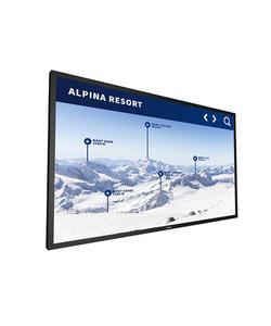 philips 86bdl3012t 4k ultra hd dokunmatik 4k ultra hd led ekran img