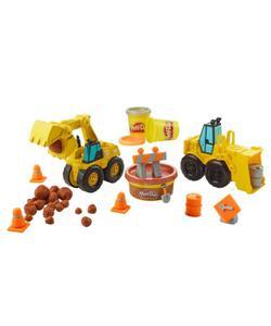 play-doh çalışkan buldozer ve kepçe img