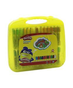 play-doh pastel boya çantalı 48 renk img