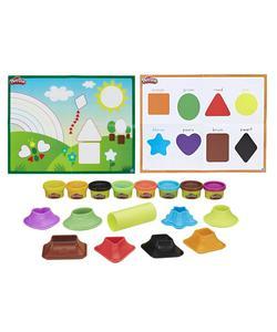 play-doh renkleri ve şekilleri öğreniyorum img