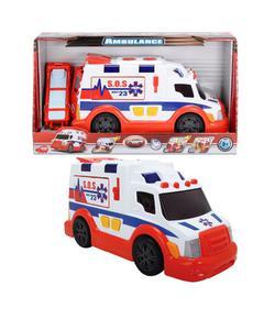 simba dickie toys işıklı sesli oyuncak ambulans img