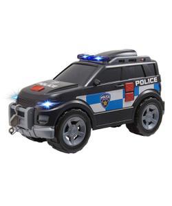 teamsterz sesli ve işıklı 4x4 polis aracı img