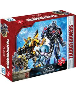 transformers 100 parça puzzle img