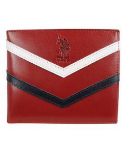 u.s. polo erkek cüzdan bordo plcz8418 img