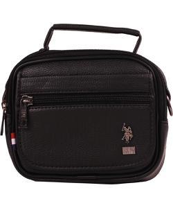 u.s. polo erkek evrak çantası siyah plevr8417 img